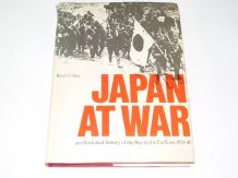 Japan At War : An Illustrated History Of The War In The Far East 1931-45 (Collier 1975)